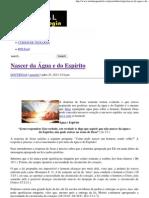 Nascer da Água e do Espírito _ Portal da Teologia.pdf