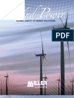 Safety Challenges in the Wind Energy Industry