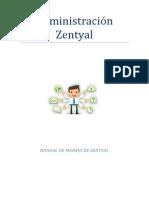 Manual de Zentyal