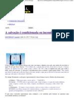 A salvação é condicionada ou incondicionada_ _ Portal da Teologia.pdf