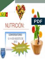 Poster Nutricion