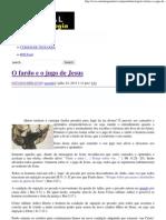 O fardo e o jugo de Jesus _ Portal da Teologia.pdf