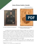 Juan Crisostomo Alvarez, hombre y leyenda - Sara Peña de Bascary