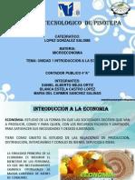 Exposicion de Microeconomia