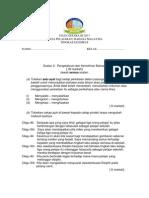 Ujian Setara III 2013 Bm