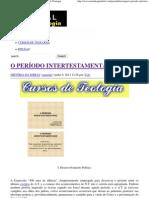 O PERÍODO INTERTESTAMENTÁRIO _ Portal da Teologia.pdf
