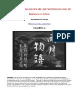 Estudio Film Ugetzu Monogatari de Mizoguchi