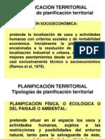 2 Tipologias de Planificacion Territorial