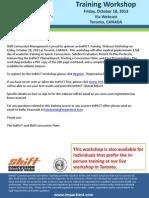 461 Shift Concussion Workshop Webcast 2013 72581