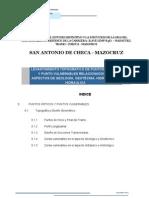 Informe Levantamiento Topografico de Puntos Criticos (i)