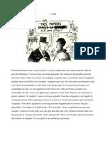Dossier culturel sur la France