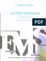 Dictées_Musicales
