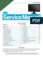 Aoc 1619swa+Service+Manual