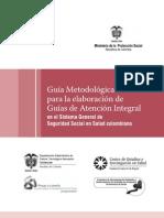 Guía Metodológica para la elaboración de guías