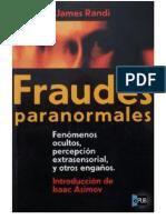 Fraudes Paranormales de James Randi v1.1