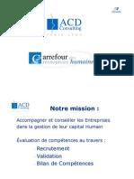 Présentation ACD Consulting - Cabinet en ressources humaines - Lyon, Paris