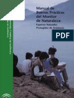 Manual de Buenas Practicas Del Monitor de La Naturaleza