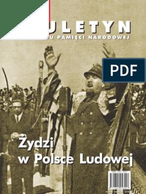 Zydzi W Polsce Ludowej