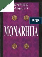 Dante Aligijeri Monarhija