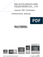 Maxthermo Pid Controllers
