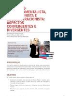 (4) Skinner - As Teorias Corpotamentalistas , Interacionistas