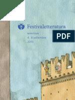 Festivaletteratura 2013