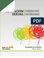 Educación sexual - derecho humano