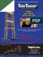 Tele-Tower Brochure 43-29-01-02 7pg X-4