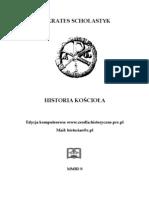07. Sokrates Scholastyk - Historia Kościoła