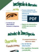 Acetatos de Observacion y Etapas de Investigacion Mixto