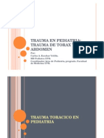 10. Trauma en Pediatria