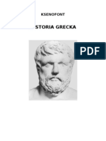 Ksenofont - Historia Grecka
