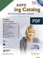 ASPE E-Catalog