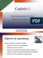 Cap-1 - Administración en un Entorno Dinámico