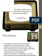 apresentação interfaces