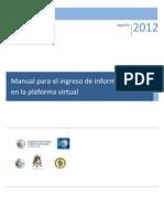 Manual Levantarinformacion