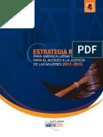 plan_estrategico Acceso Justicia Mujeres_espaÑol