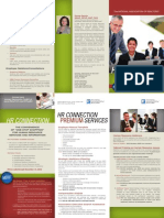 HR Connection Brochure 2013