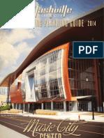 Nashville Meeting Planning Guide 2013-14
