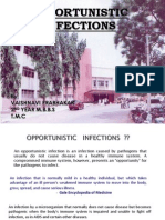Opportunistic Infections - Pv