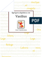 Egregora alquímica con Vasilius
