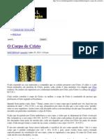 O Corpo de Cristo _ Portal da Teologia.pdf