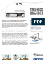 Epson EB X12 Brochures 1 1