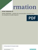HiPath 3000_5000 V8, Fiche Technique, Edition 1