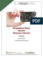 Beagle Bone Black manual