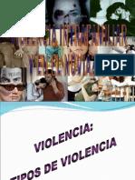 Exposiciòn de Violencia intrafamiliar y en el noviazgo