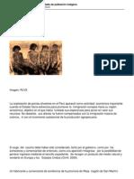 647 Explotacion Del Caucho y Traslado de Poblacion Indigena