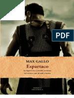 Espartaco, La Rebelion de Los Esclavos - Max Gallo