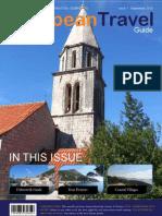 European Travel Guide - Issue 1 September 2013