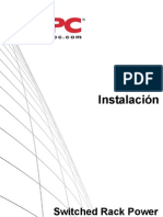 Manual Instalacion PDU 7954